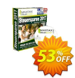 MAXTAX Steuersparen 2018 Starter Coupon, discount MAXTAX SPAR-ABO. Promotion: excellent promo code of MAXTAX Steuersparen 2018 Starter 2019