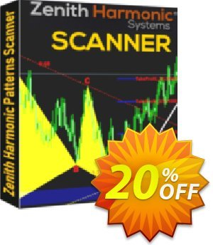 Zenith Harmonic Patterns Scanner Coupon, discount Zenith Harmonic Patterns Scanner Impressive discounts code 2020. Promotion: hottest offer code of Zenith Harmonic Patterns Scanner