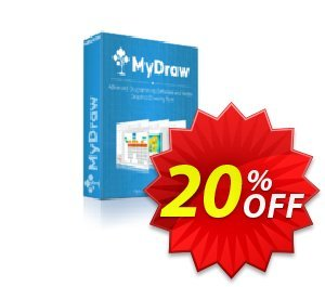 MyDraw for Mac Coupon, discount MyDraw Spring OFF. Promotion: marvelous discount code of MyDraw for Mac 2019