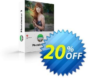 Photolemur 3 discount coupon DEROOIJ - formidable offer code of Photolemur 3 Single License  2021