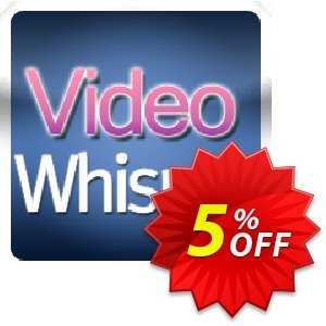 AVS VideoWhisper Module Coupon, discount Give Me Five 5% Discount. Promotion: stunning promo code of AVS VideoWhisper Module 2019
