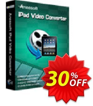 Aneesoft iPad Video Converter Coupon discount Aneesoft iPad Video Converter stunning deals code 2020 - stunning deals code of Aneesoft iPad Video Converter 2020