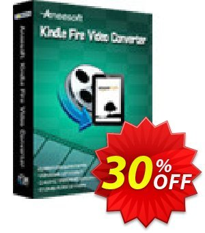Aneesoft Kindle Fire Video Converter Coupon, discount Aneesoft Kindle Fire Video Converter impressive discounts code 2021. Promotion: impressive discounts code of Aneesoft Kindle Fire Video Converter 2021
