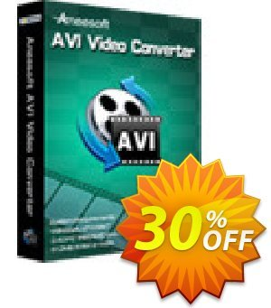 Aneesoft AVI Video Converter Coupon, discount Aneesoft AVI Video Converter fearsome sales code 2021. Promotion: fearsome sales code of Aneesoft AVI Video Converter 2021