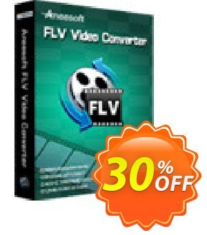 Aneesoft FLV Video Converter Coupon, discount Aneesoft FLV Video Converter excellent offer code 2021. Promotion: excellent offer code of Aneesoft FLV Video Converter 2021