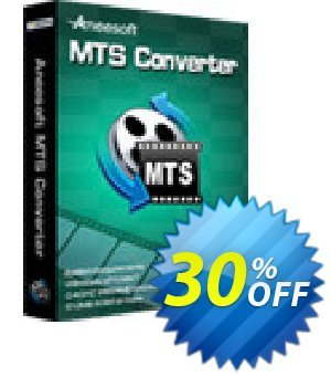 Aneesoft MTS Converter Coupon, discount Aneesoft MTS Converter wondrous promo code 2021. Promotion: wondrous promo code of Aneesoft MTS Converter 2021