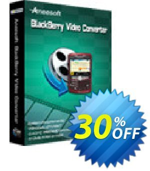 Aneesoft BlackBerry Video Converter 優惠券,折扣碼 Aneesoft BlackBerry Video Converter super deals code 2020,促銷代碼: super deals code of Aneesoft BlackBerry Video Converter 2020