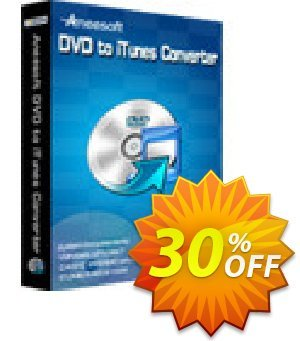 Aneesoft DVD to iTunes Converter 優惠券,折扣碼 Aneesoft DVD to iTunes Converter awesome sales code 2020,促銷代碼: awesome sales code of Aneesoft DVD to iTunes Converter 2020