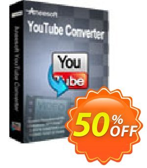 Aneesoft YouTube Converter Coupon, discount Special 100% Offer. Promotion: imposing discounts code of Aneesoft YouTube Converter 2019