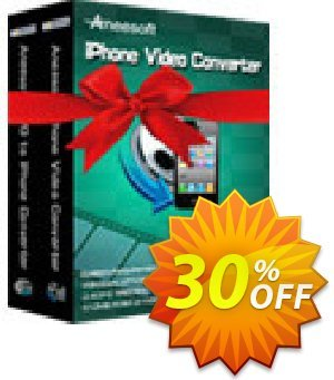 Aneesoft iPhone Converter Suite Coupon, discount Aneesoft iPhone Converter Suite fearsome offer code 2021. Promotion: fearsome offer code of Aneesoft iPhone Converter Suite 2021
