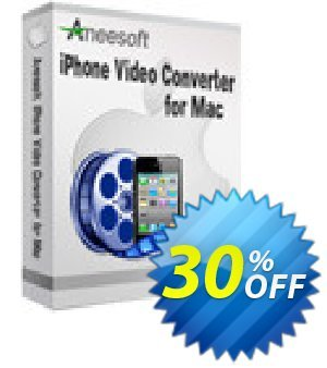 Aneesoft iPhone Video Converter for Mac discount coupon Aneesoft iPhone Video Converter for Mac big discounts code 2020 - big discounts code of Aneesoft iPhone Video Converter for Mac 2020