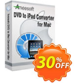 Aneesoft DVD to iPad Converter for Mac 優惠券,折扣碼 Aneesoft DVD to iPad Converter for Mac wonderful discount code 2019,促銷代碼: wonderful discount code of Aneesoft DVD to iPad Converter for Mac 2019