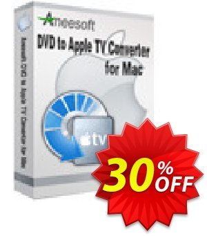 Aneesoft DVD to Apple TV Converter for Mac Coupon, discount Aneesoft DVD to Apple TV Converter for Mac imposing sales code 2021. Promotion: imposing sales code of Aneesoft DVD to Apple TV Converter for Mac 2021