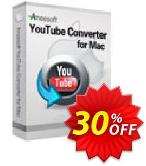 Aneesoft YouTube Converter for Mac Coupon, discount Aneesoft YouTube Converter for Mac stirring deals code 2019. Promotion: stirring deals code of Aneesoft YouTube Converter for Mac 2019