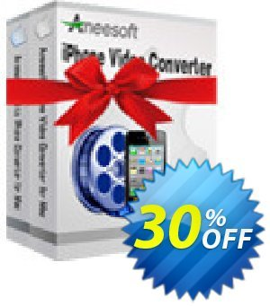 Aneesoft iPhone Converter Suite for Mac Coupon, discount Aneesoft iPhone Converter Suite for Mac fearsome promo code 2021. Promotion: fearsome promo code of Aneesoft iPhone Converter Suite for Mac 2021