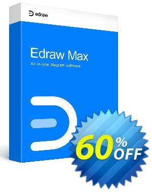 Edraw Max Lifetime License discount coupon 10 dollar off for edraw max - hottest discount code of Edraw Max Lifetime License 2020