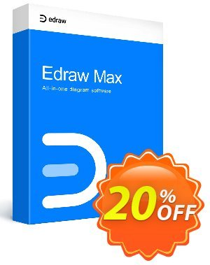 Edraw Max Subscription License discount coupon 10 dollar off for edraw max - awesome deals code of Edraw Max Subscription License 2020