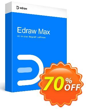 Edraw Max Renew + Upgrades 優惠券,折扣碼 20% OFF - Black Friday 2019,促銷代碼: super sales code of Edraw Max Renew + Upgrades 2019