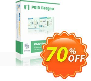 P&ID Designer Perpetual License discount coupon P&ID Designer Perpetual License Special promo code 2020 - hottest discount code of P&ID Designer Perpetual License 2020