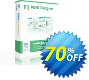 P&ID Designer Subscription License discount coupon P&ID Designer Subscription License Exclusive discounts code 2020 - special promo code of P&ID Designer Subscription License 2020