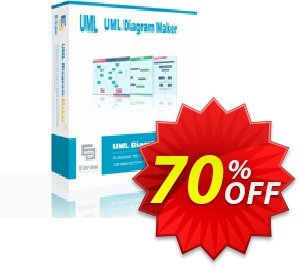UML Diagram Maker Perpetual License Coupon discount UML Diagram Maker Perpetual License Awful promotions code 2020. Promotion: wondrous discounts code of UML Diagram Maker Perpetual License 2020