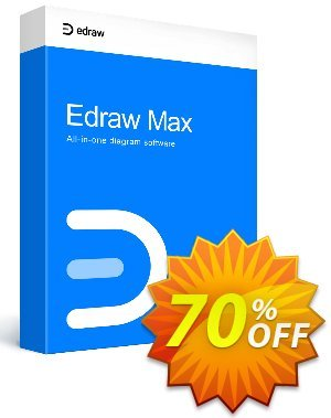 Edraw Max Perpetual License discount coupon 10 dollar off for edraw max - amazing discount code of Edraw Max Perpetual License 2020