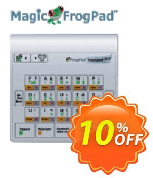 Magic FrogPad Coupon, discount Magic FrogPad formidable discounts code 2020. Promotion: formidable discounts code of Magic FrogPad 2020
