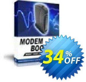 Modem Booster Coupon, discount $10 Discount. Promotion: super sales code of Modem Booster 2021