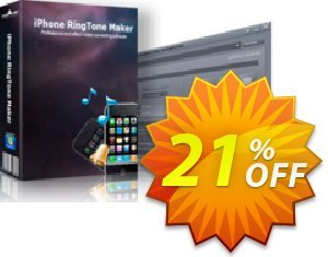 mediAvatar iPhone Ringtone Maker Coupon discount iPhone Ringtone Maker $4 OFF On mediAvatar - special promo code of mediAvatar iPhone Ringtone Maker 2020