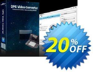 mediAvatar DPG Converter Coupon, discount mediAvatar DPG Converter best promotions code 2021. Promotion: best promotions code of mediAvatar DPG Converter 2021