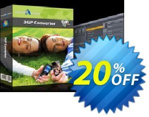 mediAvatar 3GP Converter Coupon, discount mediAvatar 3GP Converter super promotions code 2020. Promotion: super promotions code of mediAvatar 3GP Converter 2020