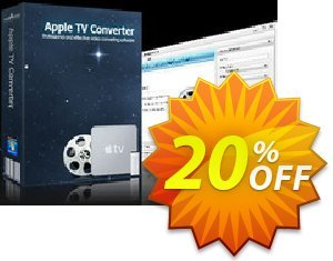 mediAvatar Apple TV Converter 프로모션 코드 mediAvatar Apple TV Converter big deals code 2019 프로모션: big deals code of mediAvatar Apple TV Converter 2019