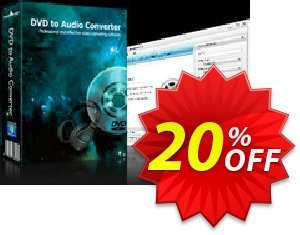mediAvatar DVD to Audio Converter discount coupon mediAvatar DVD to Audio Converter imposing discount code 2020 - imposing discount code of mediAvatar DVD to Audio Converter 2020