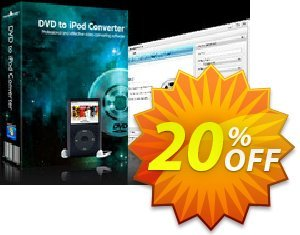 mediAvatar DVD to iPod Converter Coupon discount mediAvatar DVD to iPod Converter formidable promotions code 2019. Promotion: formidable promotions code of mediAvatar DVD to iPod Converter 2019