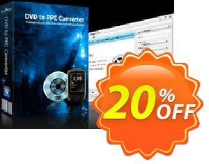 mediAvatar DVD to Pocket PC Converter Coupon discount mediAvatar DVD to Pocket PC Converter dreaded deals code 2020. Promotion: dreaded deals code of mediAvatar DVD to Pocket PC Converter 2020