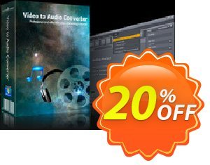 mediAvatar Video to Audio Converter discount coupon mediAvatar Video to Audio Converter awful sales code 2020 - awful sales code of mediAvatar Video to Audio Converter 2020