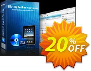 mediAvatar Blu-ray to iPad Converter Coupon discount mediAvatar Blu-ray to iPad Converter excellent discounts code 2019. Promotion: excellent discounts code of mediAvatar Blu-ray to iPad Converter 2019