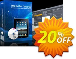 mediAvatar DVD to iPad Converter for Mac Coupon discount mediAvatar DVD to iPad Converter for Mac awful deals code 2019 - awful deals code of mediAvatar DVD to iPad Converter for Mac 2019