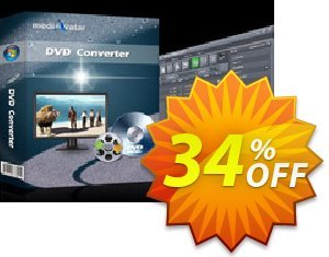 mediAvatar DVD Converter discount coupon DVD Converter for Mac/PC $20 OFF - marvelous promotions code of mediAvatar DVD Converter 2020