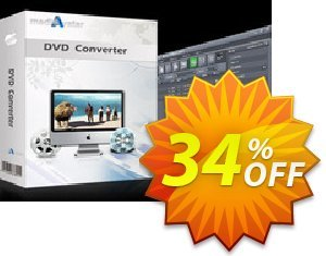 mediAvatar DVD Converter for Mac discount coupon DVD Converter for Mac/PC $20 OFF - super promo code of mediAvatar DVD Converter for Mac 2020