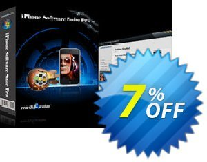 mediAvatar iPhone Software Suite Pro Coupon discount iPhone Software Suite Pro $5 OFF - super promotions code of mediAvatar iPhone Software Suite Pro 2020