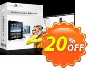 mediAvatar iPad Software Suite Pro for Mac discount coupon mediAvatar iPad Software Suite Pro for Mac big deals code 2020 - big deals code of mediAvatar iPad Software Suite Pro for Mac 2020
