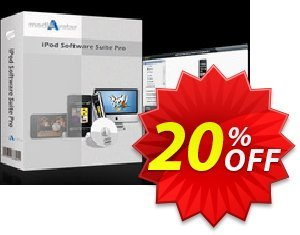 mediAvatar iPod Software Suite Pro for Mac Coupon discount mediAvatar iPod Software Suite Pro for Mac special discount code 2020 - special discount code of mediAvatar iPod Software Suite Pro for Mac 2020