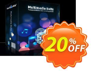 mediAvatar Multimedia Suite Coupon, discount mediAvatar Multimedia Suite best discount code 2020. Promotion: best discount code of mediAvatar Multimedia Suite 2020