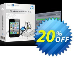 mediAvatar Ringtone Maker for Mac 프로모션 코드 mediAvatar Ringtone Maker for Mac formidable discounts code 2019 프로모션: formidable discounts code of mediAvatar Ringtone Maker for Mac 2019