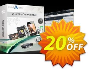 mediAvatar Audio Converter Pro for Mac discount coupon mediAvatar Audio Converter Pro for Mac marvelous promo code 2020 - marvelous promo code of mediAvatar Audio Converter Pro for Mac 2020