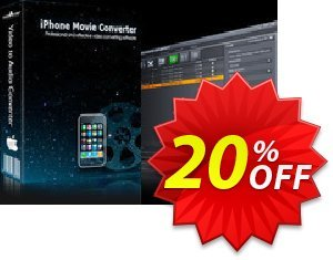 mediAvatar iPhone Movie Converter for Mac discount coupon mediAvatar iPhone Movie Converter for Mac wondrous promotions code 2020 - wondrous promotions code of mediAvatar iPhone Movie Converter for Mac 2020