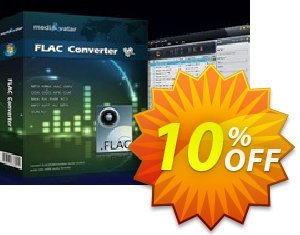 mediAvatar FLAC Converter discount coupon mediAvatar FLAC Converter wonderful promotions code 2020 - wonderful promotions code of mediAvatar FLAC Converter 2020