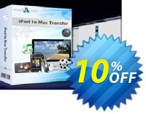 mediAvatar iPod to Mac Transfer Coupon discount mediAvatar iPod to Mac Transfer staggering discount code 2019. Promotion: staggering discount code of mediAvatar iPod to Mac Transfer 2019