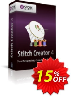 STOIK Stitch Creator Coupon, discount STOIK Promo. Promotion: staggering promotions code of STOIK Stitch Creator 2020
